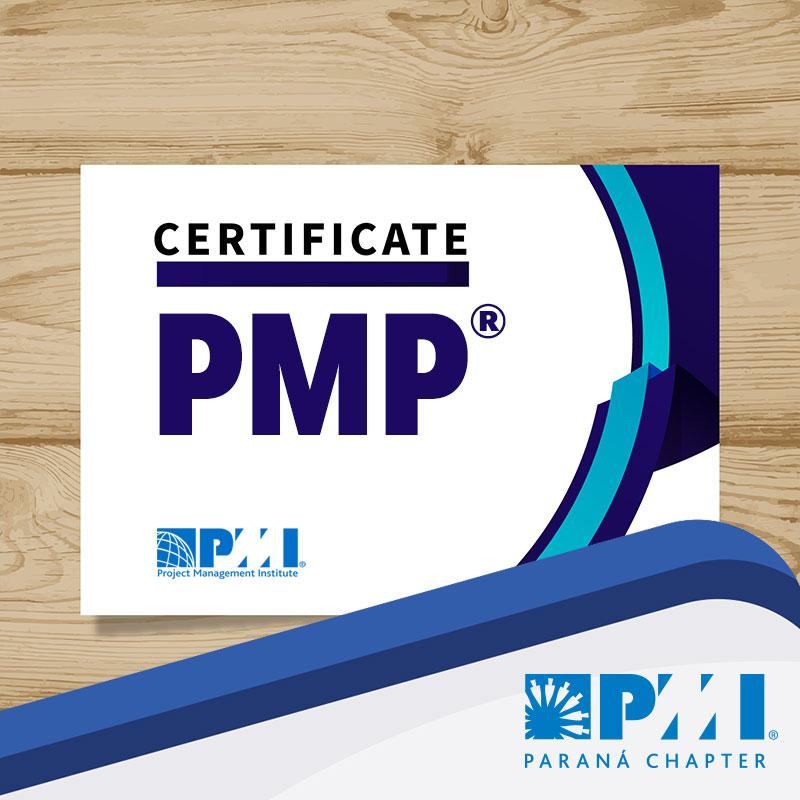Certificação PMP - PMI